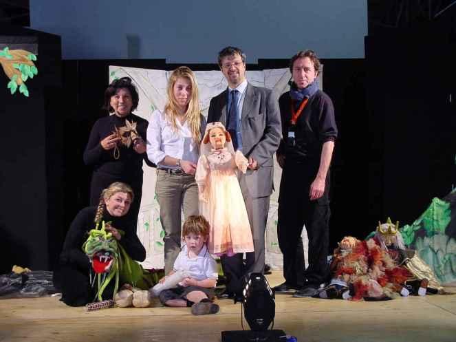 Debutto Flauto Magico alla Fondazione Teseco per l'Arte