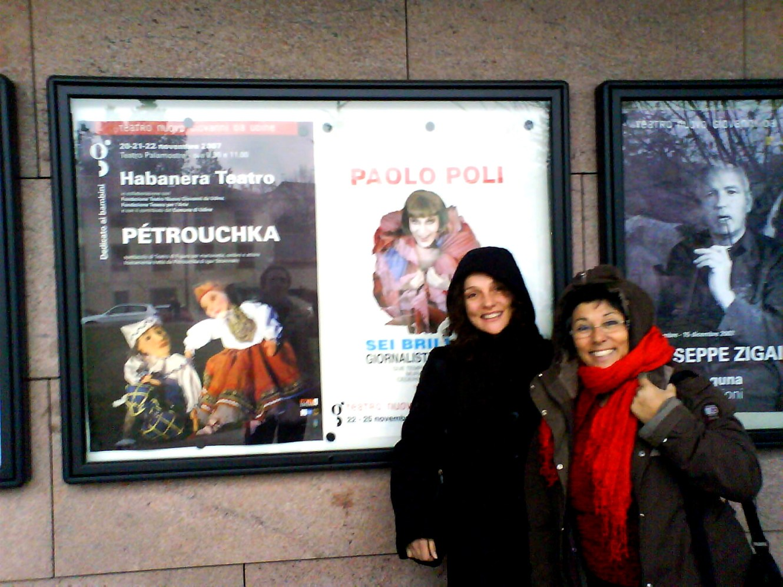Petrouchka a Udine