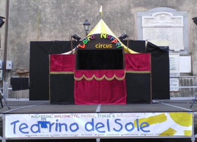 Teatrino del Sole a Rio Elba