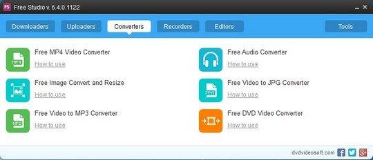 Free Studio- Downloaders