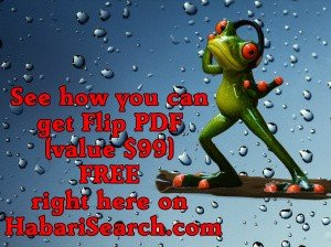 See how you can get Flip PDF $99.00 value free