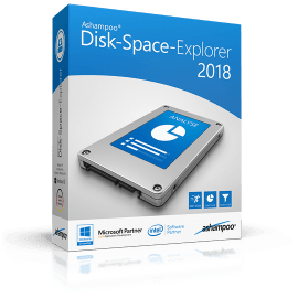 Ashampoo Disk-Space-Explorer 2018 Giveaway
