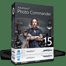 Ashampoo Photo Commander 15 Giveaway