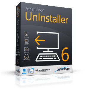 Ashampoo Uninstaller 6