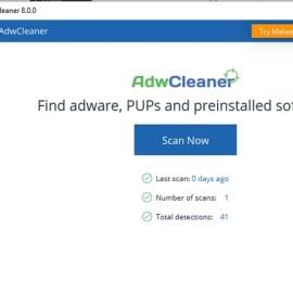 Malwarebytes AdwCleaner: Free Malware Removal Software