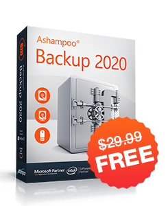 Ashampoo Backup 2020