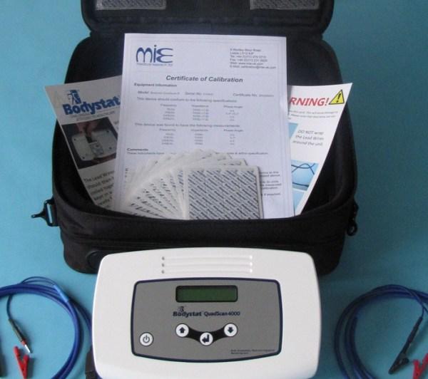 Quadscan 4000 Body Composition Analyser