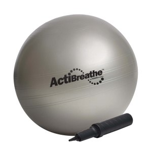 PBAB25-Actibreathe Core Stability Ball and Pump