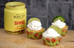 Caipirinha Cupcakes