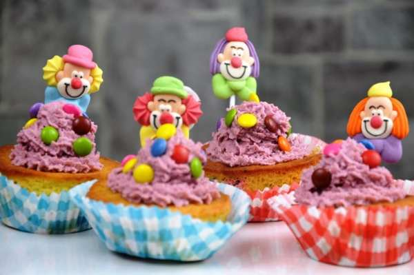 Faschings Cupcakes