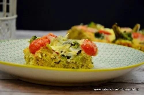 Quinoa Tarte