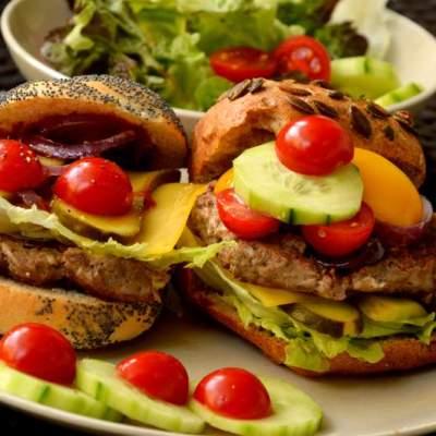Einfach, schnell und lecker – Burger selber machen