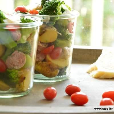 Unser Lieblings-Sommer-Kartoffelsalat