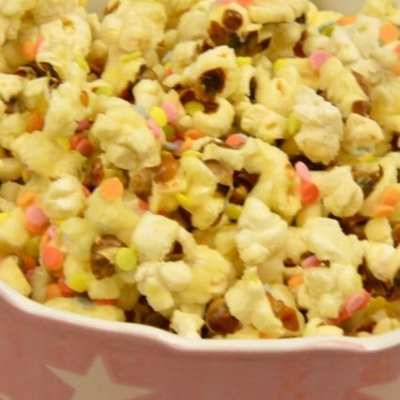 Popcorn selber machen – Fasching-, Silvester-, Valentinspopcorn