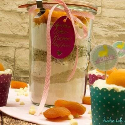 Aprikosen Oster Muffins Backmischung