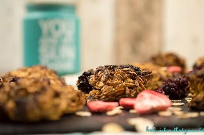 gesunde Hafercookies