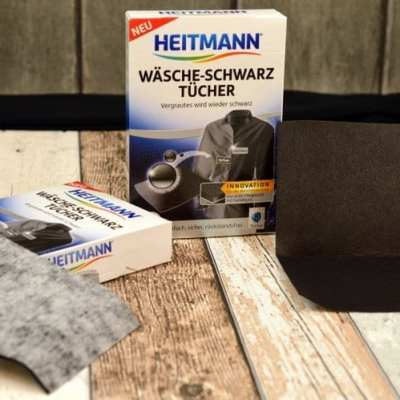 [Anzeige] Test der HEITMANN Wäsche-Schwarz Tücher