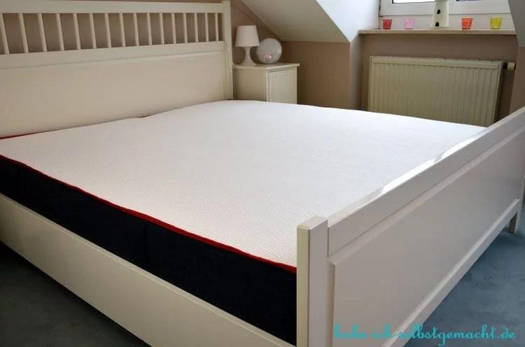 anzeige test der yumi matratze von matratzen concord habe ich selbstgemacht. Black Bedroom Furniture Sets. Home Design Ideas