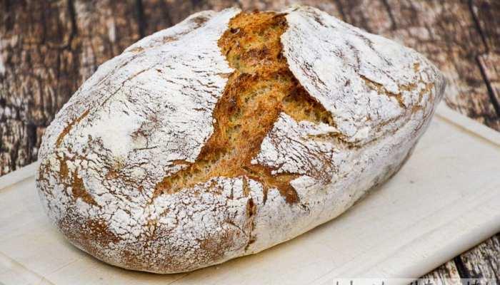 Bio Weizenbrot aus dem Römertopf