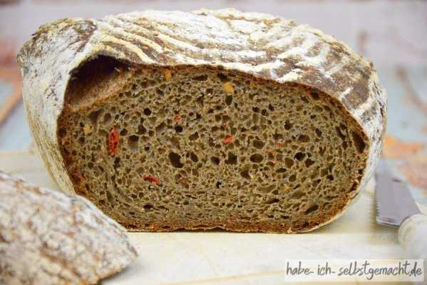 Rezept für ein Superfood Brot