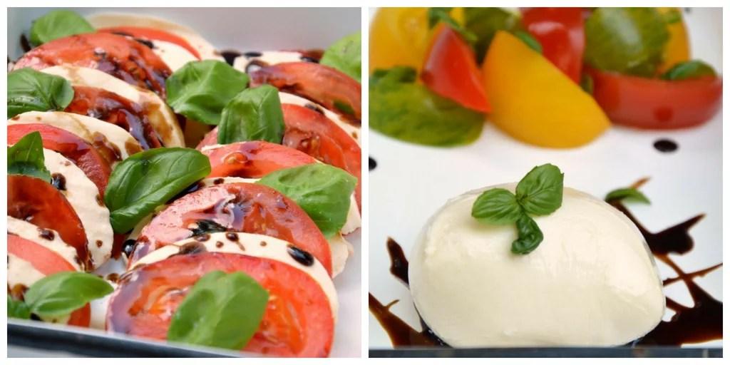Tomate Mozzarella klassisch und mal anders