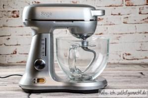 Test Küchenmaschine The Bakery Boss von Sage