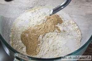 Test Küchenmaschine The Bakery Boss von Sage - Sauerteig Kneten