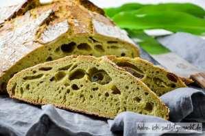 Bärlauch Brot