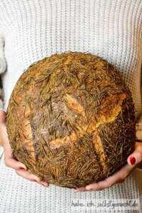 2 kg Laib Rosmarin Sauerteig Brot