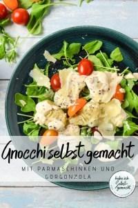 Selbstgemachte Gnocchi