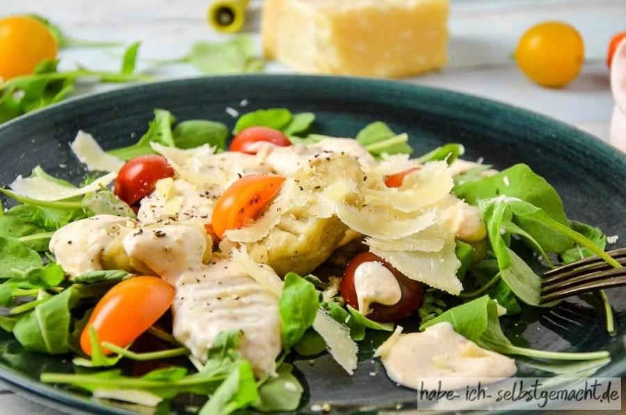 Gefüllte Gnocchi mit Gorgonzolasauce