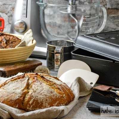 Anleitung Brot Backen -Welches Zubehör brauche ich