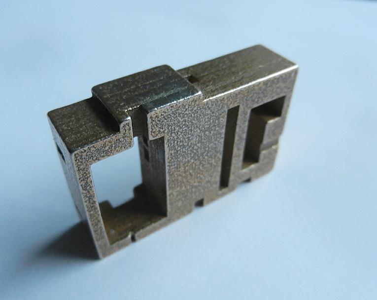 3D print uit staal