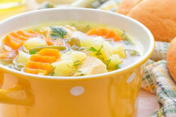 Slikovni rezultat za povrce  za supu