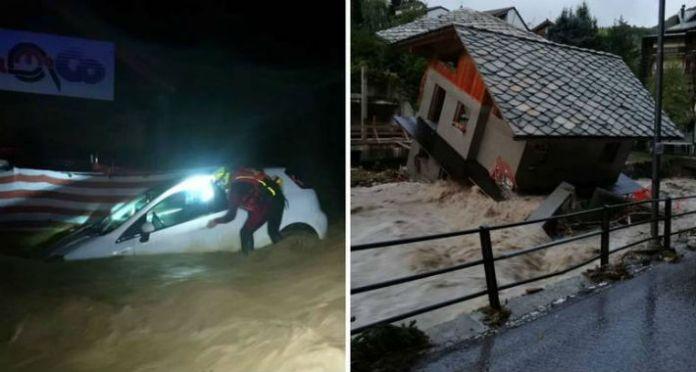 Dramatične snimke iz Italije: Strašna oluja odsjekla sela od svijeta, ima  mrtvih – Haber.ba