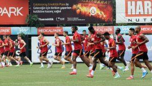 Galatasaray sezonu Hollanda'da açıyor