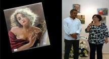 Türkiye'deki ilk sergisini Nilüfer'de açtı