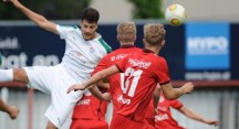 Bursaspor 2-1 Vorwarts Steyr