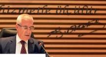 Bozbey:Türkiye'de huzurlu yaşamanın yollarını mutlaka bulacağız