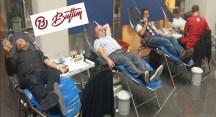 BUTTİM'de kan bağışı