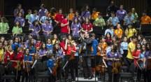 Barış İçin Müzik Orkestrası El Sistema