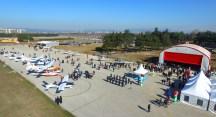 Yunuseli Havaalanı yeniden açıldı