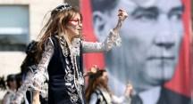 Bozbey: Atatürk'ün özlediği tablo bu meydanda