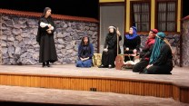 Osmangazi 2. Meslek Tiyatroları Festivali başladı