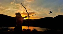 Gürsu Adrenalin Park, en özel anlara ev sahipliği yapıyor