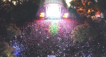 Dünyayı sev, geyiği öp, festivale gel…Binlerce genç geldi