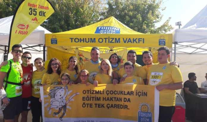 Bursa'da 2 bin kişi iyilik için koştu