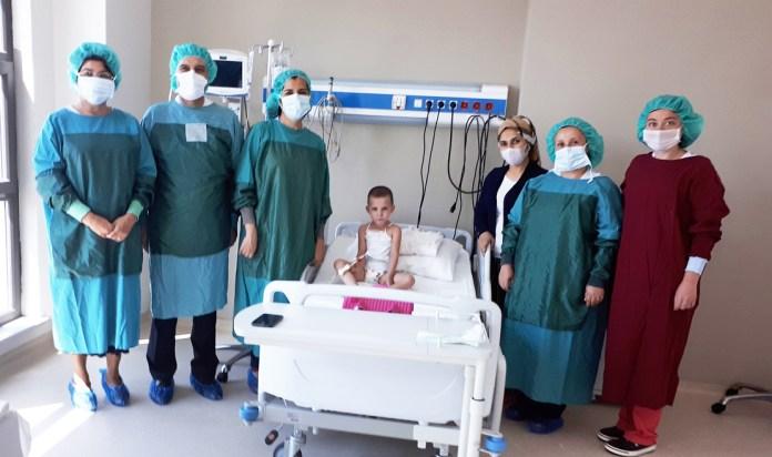 Uludağ Üniversitesi'nde aile dışı kök hücre nakli