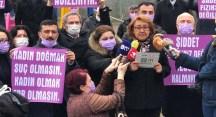 Bursa'da İYİ Partili kadınlar, sessiz çığlıkların sesi oldu