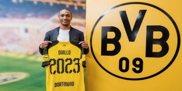 Borussia Dortmund, Diallo'yu transfer etti